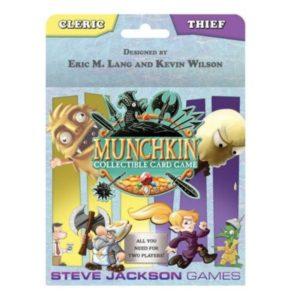 Munchkin Cleric & Thief