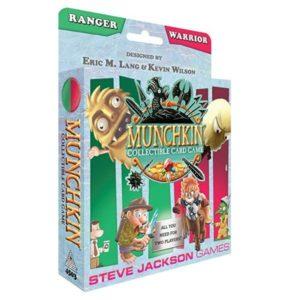 Munchkin Ranger & Warrior