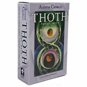 Crowley Thoth Small Tarot Deck