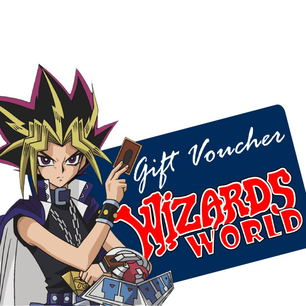 Wizards World Gift Card